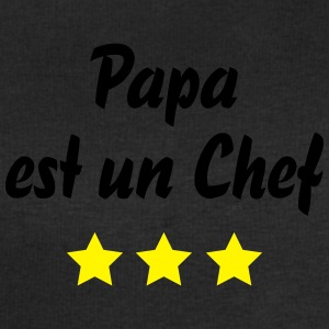 papa chef 3 etoiles Tabliers - Sweat-shirt Homme Stanley & Stella