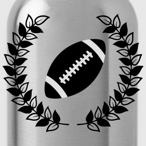 football Hoodies & Sweatshirts - Water Bottle