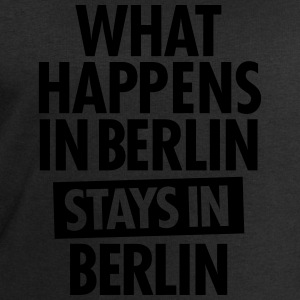 What Happens In Berlin Stays In Berlin Koszulki - Bluza męska Stanley & Stella