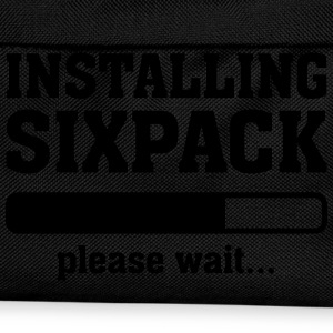 Installing Sixpack (Please wait) T-Shirts - Kids' Backpack