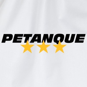 Petanque Shirts - Drawstring Bag