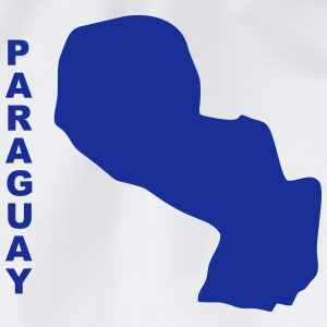 South America - Paraguay Shirts - Drawstring Bag
