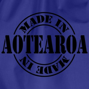 made_in_aotearoa_m1 Shirts - Drawstring Bag
