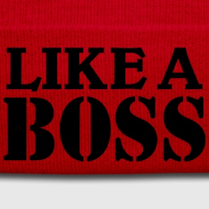 Like a Boss T-shirts - Wintermuts