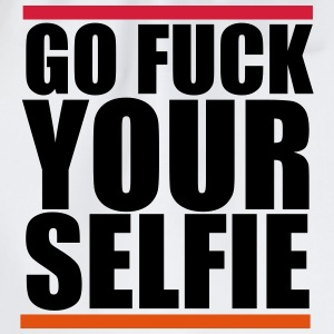 Go fuck your selfie T-Shirts - Turnbeutel
