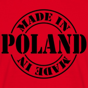made_in_poland_m1 Tabliers - T-shirt Homme