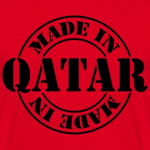made_in_qatar_m1 Tabliers - T-shirt Homme