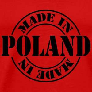 made_in_poland_m1 Tank Tops - Männer Premium T-Shirt