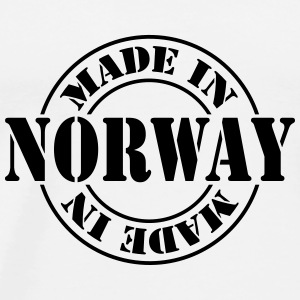 made_in_norway_m1 Tee shirts manches longues - T-shirt Premium Homme