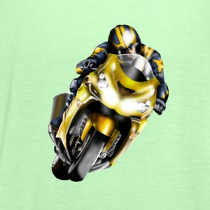 Motorcycle Shirts - Women's Tank Top by Bella