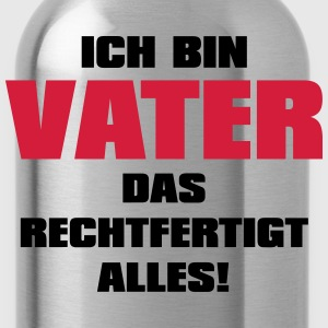 Vater Daddy T-Shirt T-Shirts - Trinkflasche