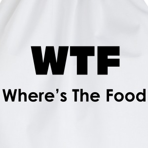 WTF Hoodies & Sweatshirts - Drawstring Bag