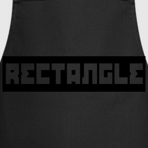 RECTANGLE - Tablier de cuisine