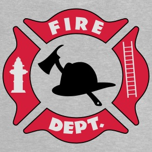 Fire Department Logo Shirts - Baby T-Shirt