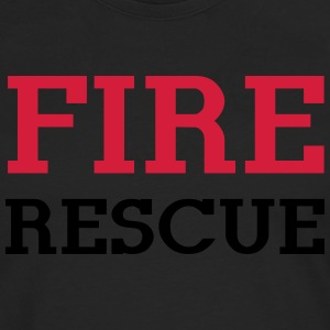 Fire Rescue Shirts - Men's Premium Longsleeve Shirt