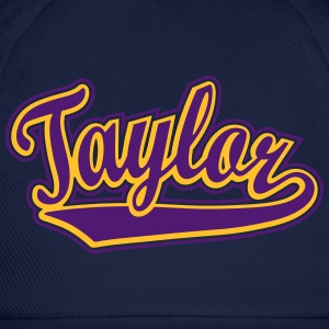 Taylor - T-shirt personalised with your name T-Shirts - Baseball Cap
