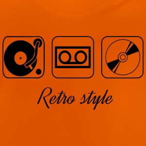 Retro style 2 T-shirts - Baby T-shirt