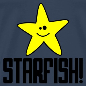 Aqua Starfish! Ladies' - Men's Premium T-Shirt