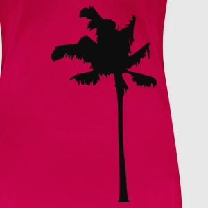 Pink Palm Ladies' - Women's Premium T-Shirt