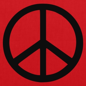Pink peace sign Toppe - Mulepose