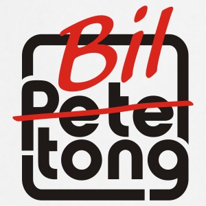 White Biltong Not Pete Tong Tops - Cooking Apron