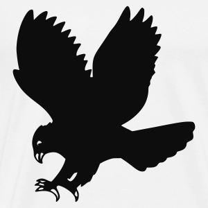 White Eagle T-Shirts - Men's Premium T-Shirt