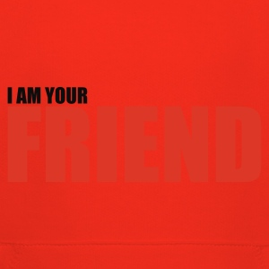 Orange I am your friend - partner Women's Tees (short sleeved) - Kids' Premium Hoodie