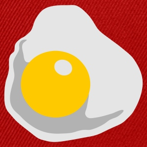 Red Fried Egg Tops - Snapback Cap