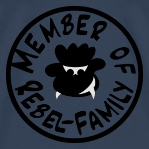 rebel sheep Tops - Men's Premium T-Shirt