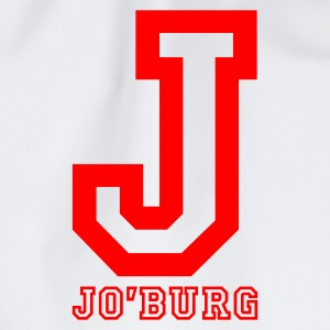 White Jo'burg, Johannesburg, South Africa Tops - Drawstring Bag