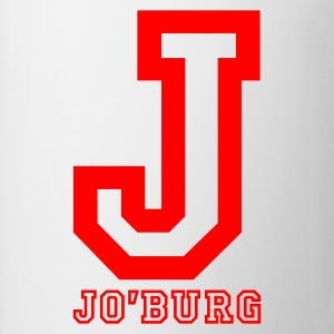 White Jo'burg, Johannesburg, South Africa Tops - Mug