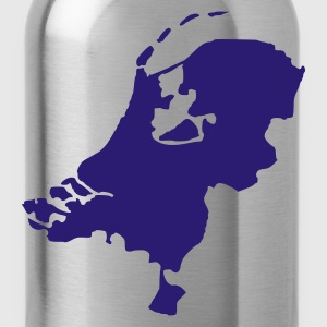 Orange Niederlande - Holland T-Shirts - Trinkflasche