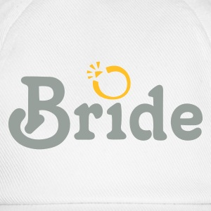 White Bride Tops - Baseball Cap