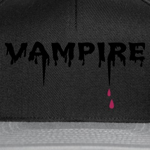 Olive Vampire (2c) T-shirts - Casquette snapback
