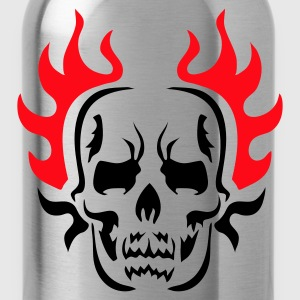 Burning HELLoween - EU - Water Bottle