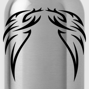 tattoo wings  - Water Bottle