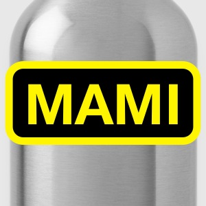 Orange Taxi Mami © T-Shirts - Trinkflasche