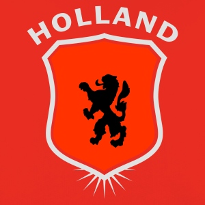 Orange Wappen Holland 1 T-Shirts - Kinder Premium Hoodie