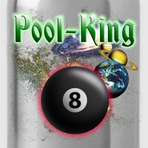 pool_king_space Toppe - Drikkeflaske