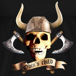 odin_axe Tops - Men's Premium T-Shirt