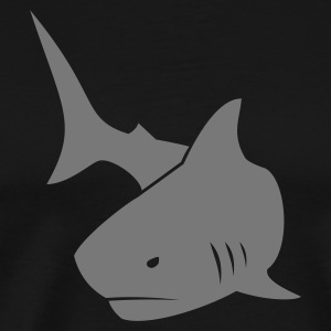 Olive Requin T-shirts - T-shirt Premium Homme