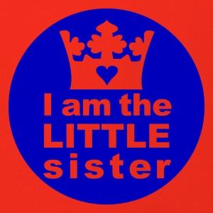 I am the Little Sister - Kids' Premium Hoodie