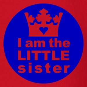 I am the Little Sister - Baby Long Sleeve T-Shirt