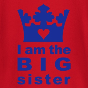 I am the Big Sister - Baby Long Sleeve T-Shirt