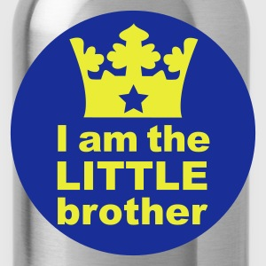 I'm the Little Brother - Water Bottle