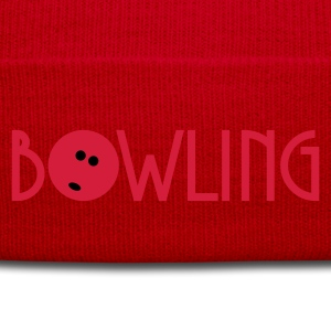 bowling_2c Shirts - Winter Hat