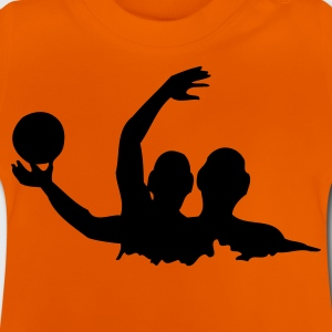 Oranje Water Polo 1C Kinder shirts - Baby T-shirt