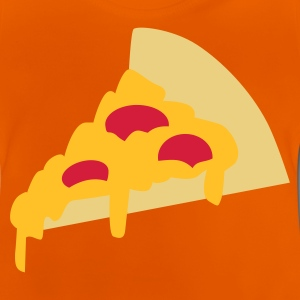 Orange Pizza Kinder T-Shirts - Baby T-Shirt