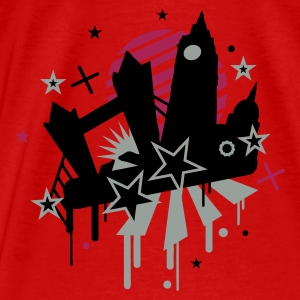 Red london_ Tops - Men's Premium T-Shirt