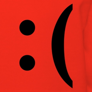 Goldorange :( smiley  traurig T-Shirts - Kinder Premium Hoodie